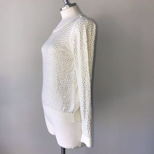 Topshop Sweaters - SALE 🏵 TOPSHOP sweater with rhinestones size 4